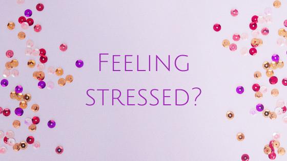 Self-Care Confetti for Stressful Times