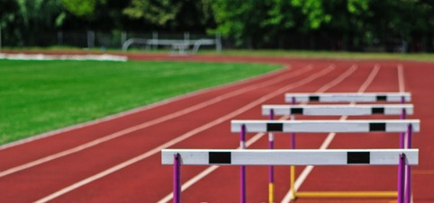 What Running Hurdles Taught Me About Life