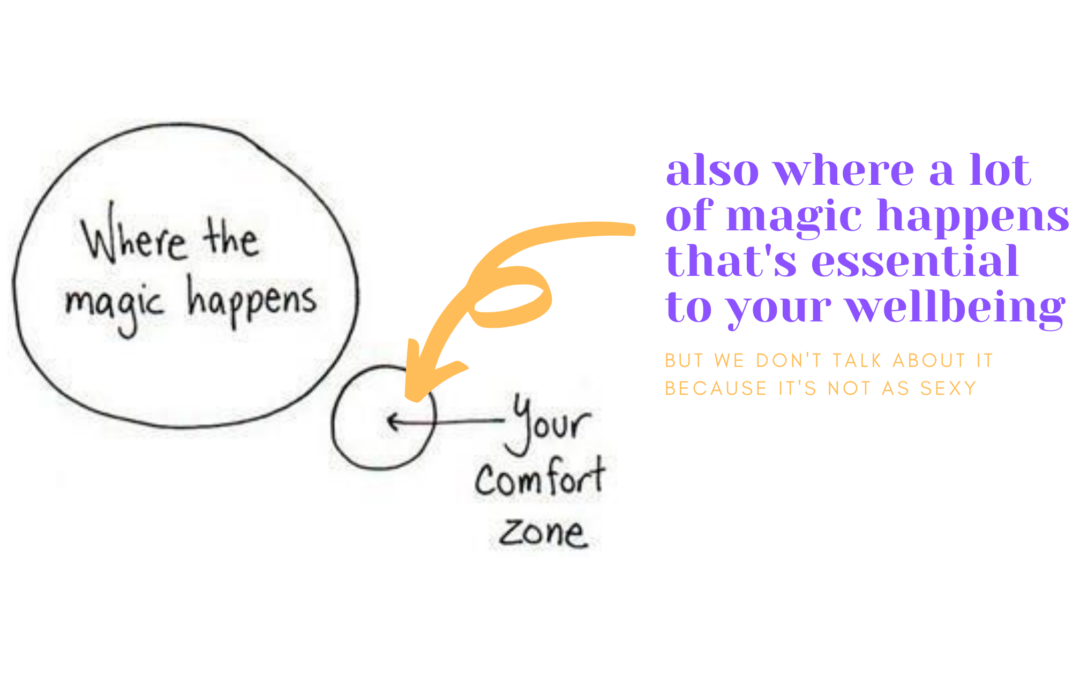 The Magic of Your Comfort Zone