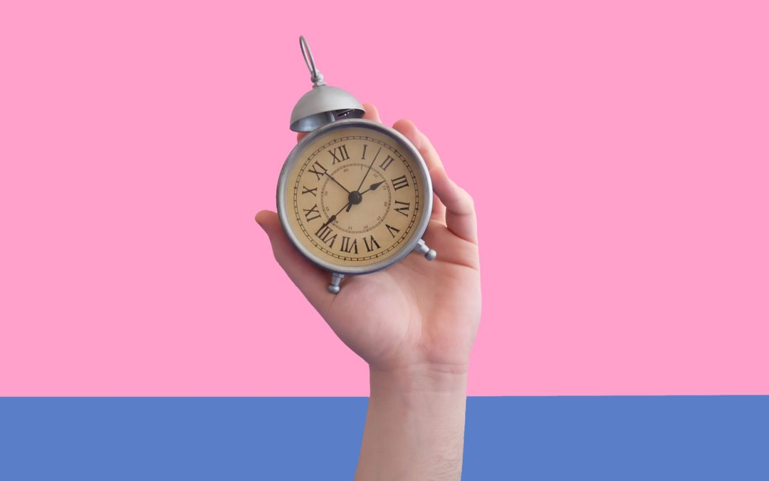 3 Quick Ways to Reclaim Your Time & Energy